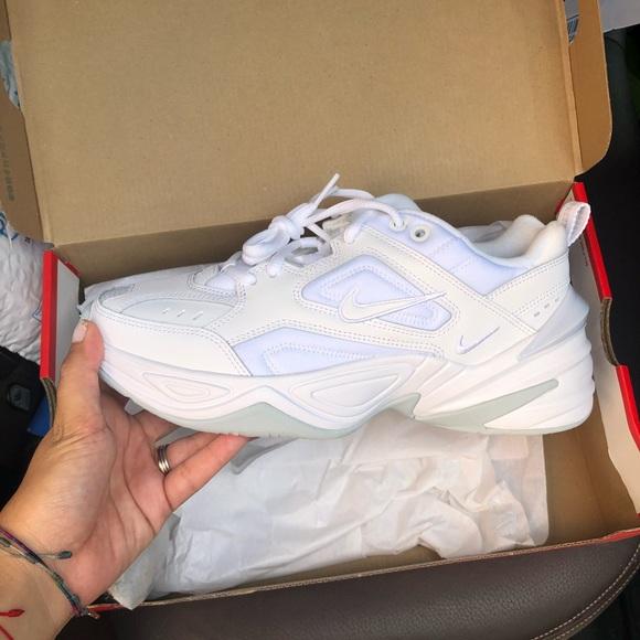 Nike M2K Tekno White Pure Platinum Women's
